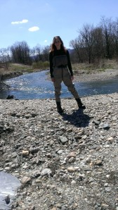 No jeans for a few weeks, just waders...